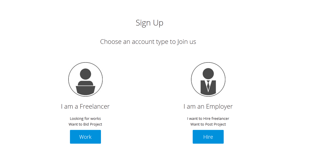 how to create an employer account 3